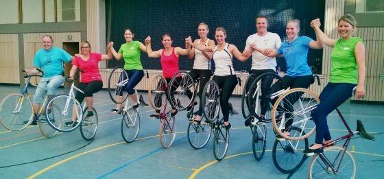 Ehemaligentreffen der Kunstradfahrer