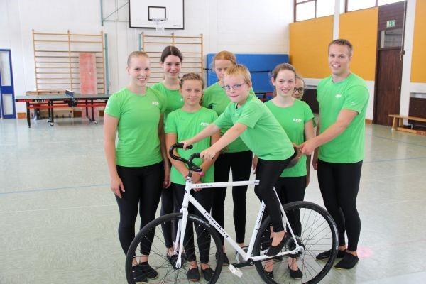 Radsport am Aktionstag des SVM